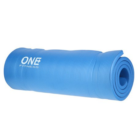 One Fitness Mata Do Ćwiczeń Fitness NBR 1,5 cm